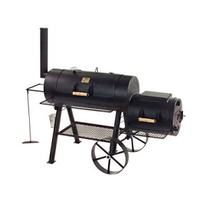 Original JOE''s Barbeque Smoker Grill Longhorn