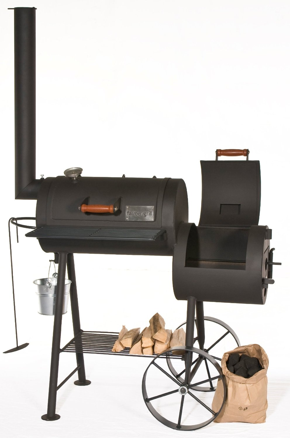 farmer smoker grill vergleich g nstig kaufen. Black Bedroom Furniture Sets. Home Design Ideas